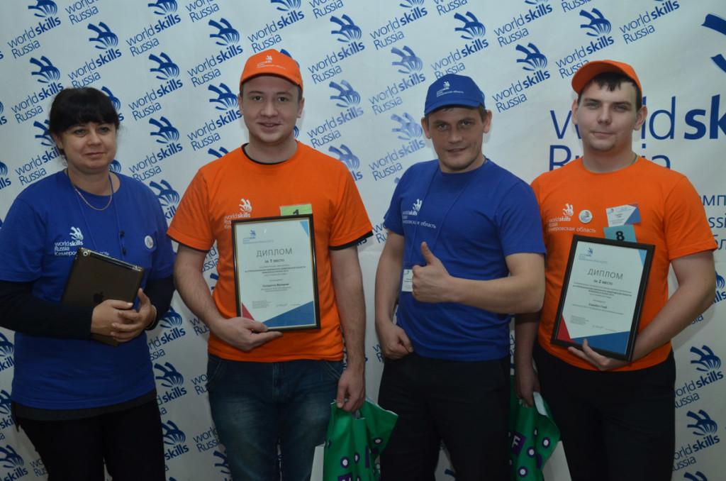 WorldSkills Russia-2016