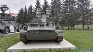 Зенитный ракетный комплекс «Стрела-10»