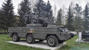 Зенитный ракетный комплекс типа «Оса»
