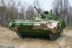 Боевая машина пехоты (БМП-2)