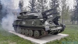 Зенитная самоходная установка (Зсу-23-4) «Шилка»