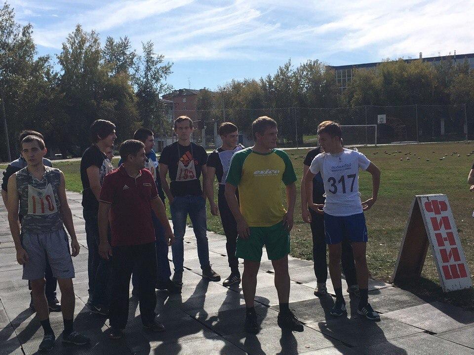 Осенний кросс ЮТК 2016