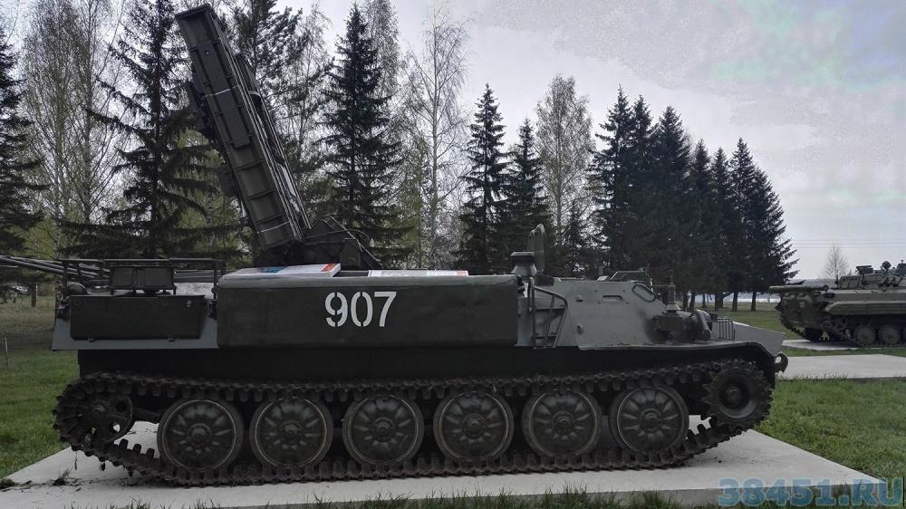 Стрела-10