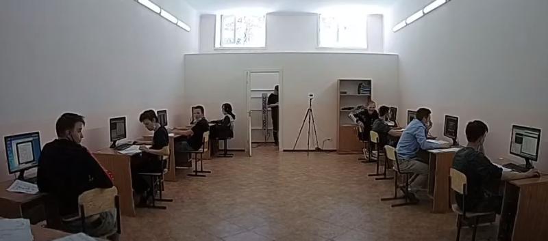 Демонстрационный экзамен в группе 957